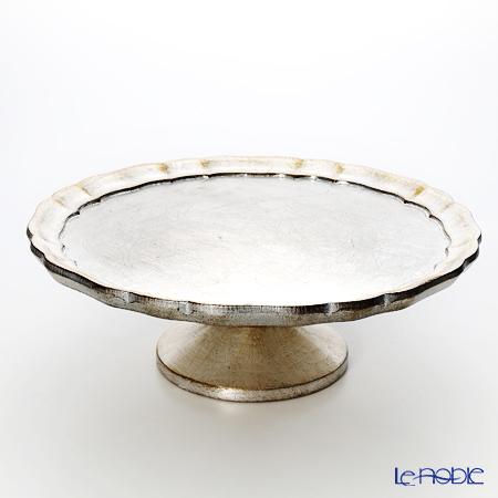 フィレンツェトレイ ケーキスタンド 33.5cm シルバー(L・・・