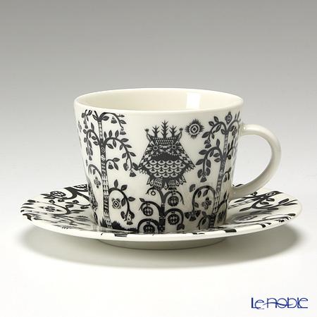 イッタラ(iittala) タイカ ブラック コーヒーカップ&ソーサー 200c・・・