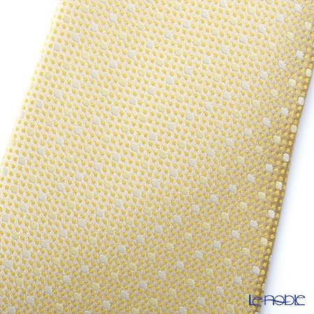 ジムトンプソン タイシルクネクタイ 118182MC イエロー/ゴールドドット 商品画像5:ブランド洋食器専門店 ル・ノーブル