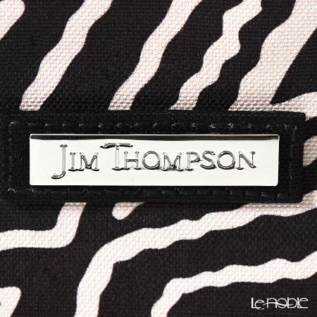 ジムトンプソン フィジー トートバッグ PCB6409A ジグザグ ブラック/ホワイト 商品画像4:ブランド洋食器専門店 ル・ノーブル
