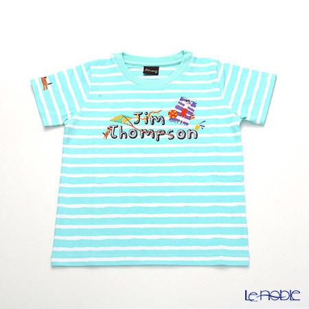 ジムトンプソン 子供服 Tシャツ 3Y(3-4歳) ジムトンプソン/ストライプ/ター・・・