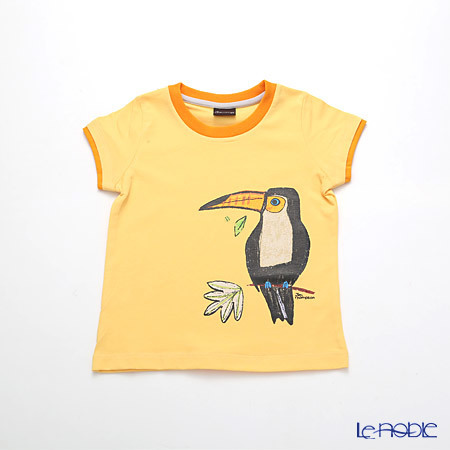 ジムトンプソン 子供服 Tシャツ 3Y(3-4歳) ホーンビルバード/オレン・・・
