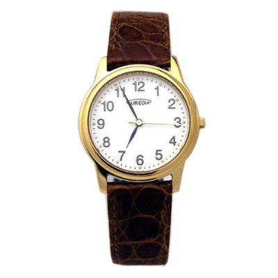 AUREOLE/オレオール AUREOLE (オレオール) 腕時計 本ワニ革 SW-467M-2 SW-467・・・