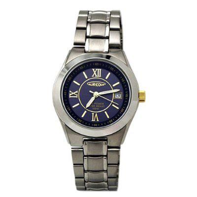 AUREOLE/オレオール AUREOLE (オレオール) 腕時計 光エネルギー SW-474M-1 SW・・・