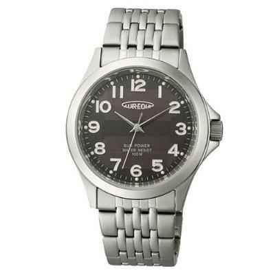 AUREOLE/オレオール AUREOLE (オレオール) 腕時計 光エネルギー電池 SW-482M-・・・