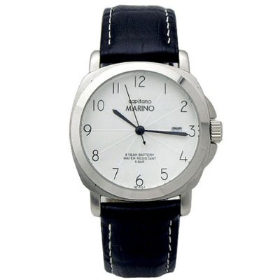 MARINOCAPITANO マリノキャピターノ 男性用腕時計 MARINO capitano (マリノキ・・・