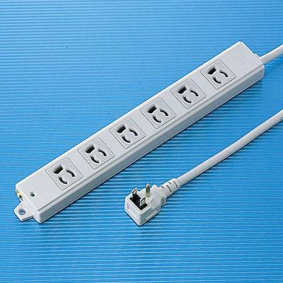 サンワサプライ 工事物件タップ TAP-K6L-5
