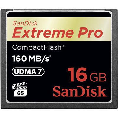 サンディスク SanDiskコンパクトフラッシュ Extreme Pro 16GB 1067倍速 SDCFX・・・