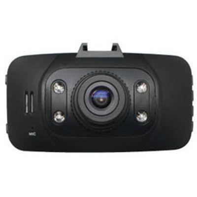 インベス Full HD録画対応 ドライブレコーダー IDR-01 BK