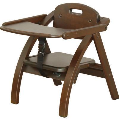 大和屋 アーチ木製ローチェア N DB(ダークブラウン) 4539066025321 ダークブ・・・