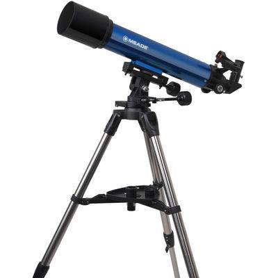 ミード MEADE 口径90mm屈折式・経緯台式天体望遠鏡 AZM-9・・・