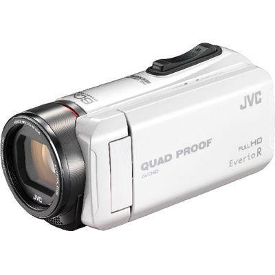 ビクター 防水防塵と耐衝撃・耐低温対応のハイビジョンメモリービデオカメラ ・・・