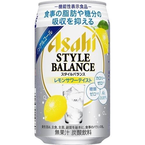 アサヒビール 【ケース販売】アサヒ スタイルバランス レモンサワーテイスト ・・・