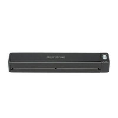 富士通 A4モバイルスキャナ ScanSnap iX100(ブラック・2年保証モデル) FI-IX1・・・