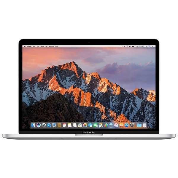 MacBook Pro Retinaディスプレイ 2900/13.3 MLVP2J/A [シルバー]