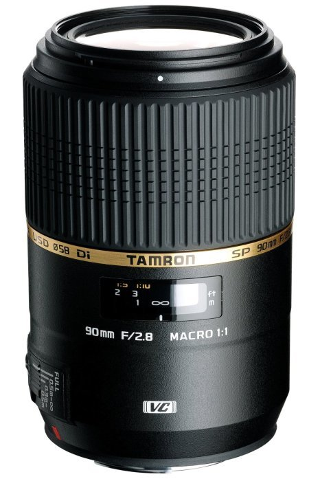 SP 90mm F/2.8 Di MACRO 1:1 USD (Model F004) [ソニー用]