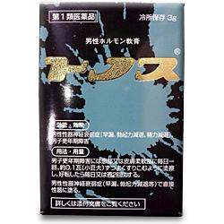 【第1類医薬品】【大東製薬】トノス(性機能改善) 3g [4956124000289] ※・・・