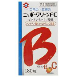【第3類医薬品】【日邦薬品工業】ニッポークリーンFC 180錠 ※お取り寄・・・