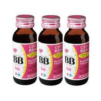 【第3類医薬品】【エーザイ】チョコラBB ドリンクビット 50ml×3本 ☆・・・