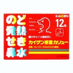 【第(2)類医薬品】【カイゲン】カイゲン感冒カリュー 12・・・