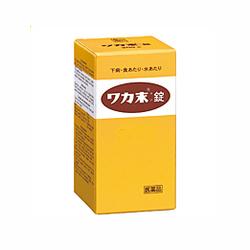 【第2類医薬品】【クラシエ薬品】ワカ末 錠 300錠 ※お取り寄せ商・・・