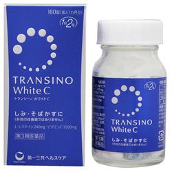 【第3類医薬品】【第一三共ヘルスケア】トランシーノ ホワイトC 180錠 ※お・・・