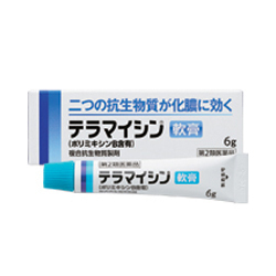 【第2類医薬品】【武田薬品】テラマイシン軟膏 6g ※お取り寄せになる場合・・・