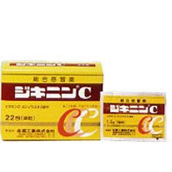 【第2類医薬品】【全薬工業】ジキニンC 22包 ※お取り寄せになる場合もござ・・・