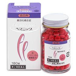 【第2類医薬品】【全薬】ヘマニック 180錠 ※お取り寄せ商・・・