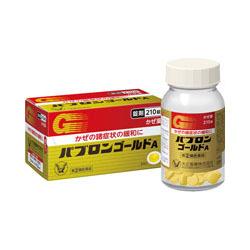 【第(2)類医薬品】【大正製薬】パブロンゴールドA 錠 210錠 ※お取り寄・・・
