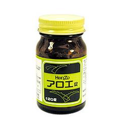 【第3類医薬品】【本草製薬】本草アロエ錠 120錠 ※お取り寄せ商・・・