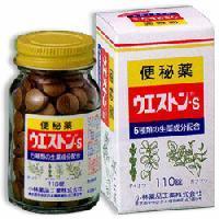 【第2類医薬品】【小林薬品】ウエストンS 110錠 ※お取り寄せになる場合も・・・