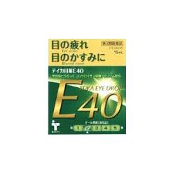 【第3類医薬品】【大昭製薬】テイカ目薬E 40 15ml ※お取り寄せにな・・・