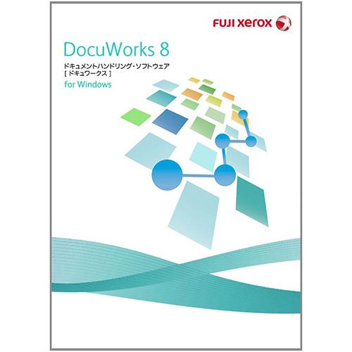 DocuWorks 8 日本語版/1ライセンス基本パッケージ SDWA114C 商品画像1:見てね価格kaago店