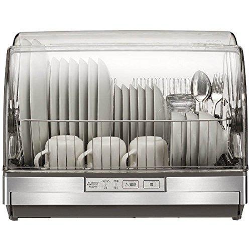 ■三菱 食器乾燥機 TK-ST11-H ステンレスグレー MITSUBISHI キッチンドライ・・・