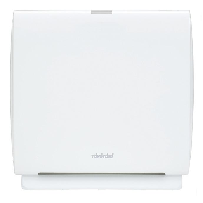■TOYOTOMI 【PM2.5対応】 AC-V20D(W) 空気清浄機 「~10畳」 ブリリアントホ・・・