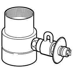 パナソニック【取り寄せ品】食器洗い機用分岐水栓 CB-SMJA6★【CBSMJA6・・・