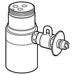 パナソニック【取り寄せ品】食器洗い機用分岐水栓 CB-STB6★【CBSTB6・・・