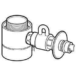 パナソニック【取り寄せ品】食器洗い機用分岐水栓 CB-STKA6★【CBSTKA6・・・