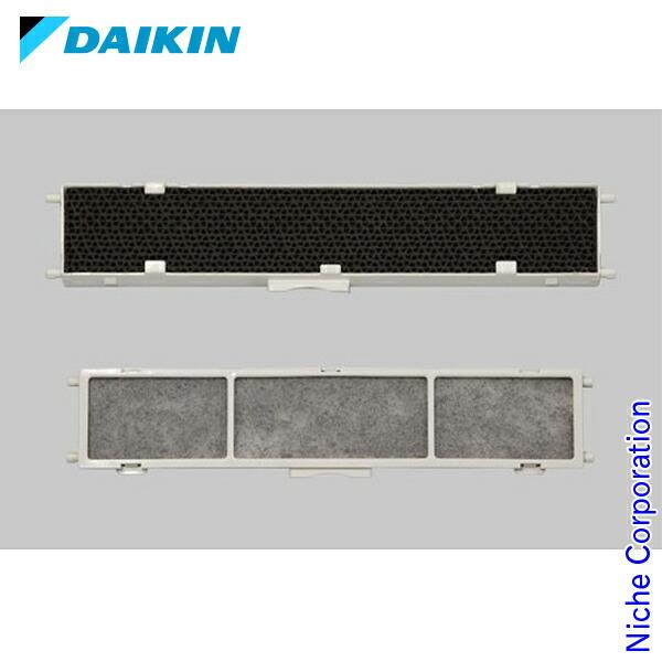ダイキン 光触媒空清フィルタ+銀除菌・アレル除菌フィルタセット [ KAF002A4・・・