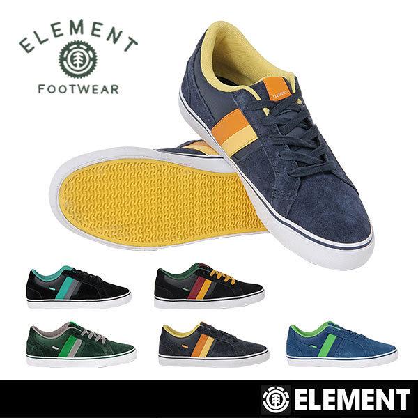 【ELEMENT/エレメント】メンズ スケートシューズ BILLINGS3{AE028-103}40%・・・