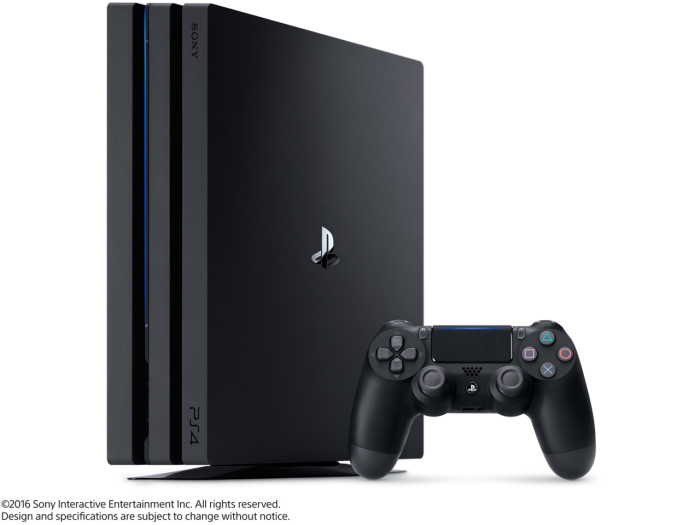 PlayStation 4 Pro CUH-7000BB01 [特価品]