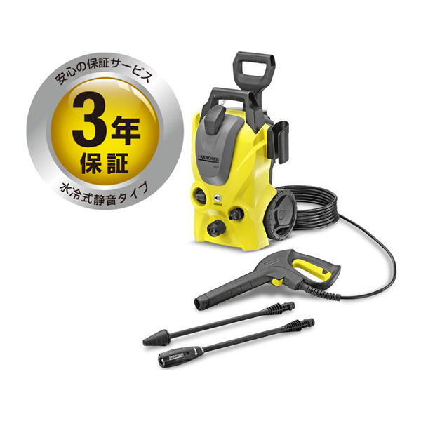 KARCHER(ケルヒャー) K3サイレント 50Hz [高圧洗浄機 (東日本・50Hz専用)・・・