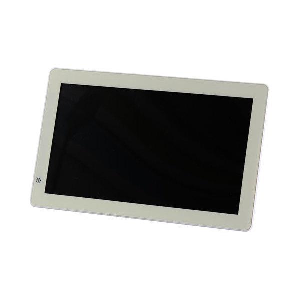 keian KDPF1022F-WH ホワイト [10型ワイドデジタルフォトフレーム・・・
