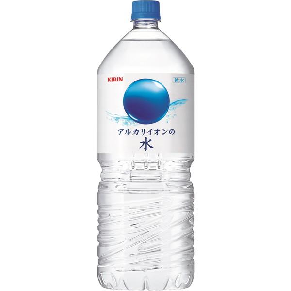 キリン アルカリイオンの水 2LPET (6本)