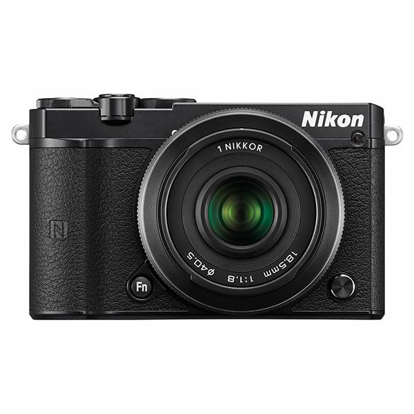 Nikon 1 J5 ダブルレンズキット ブラック [デジタル一眼カメラ(2081万画素)・・・