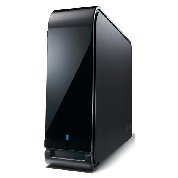 BUFFALO HD-LX6.0U3D ブラック [外付けハードディスク(6TB) ハードウェア暗号・・・