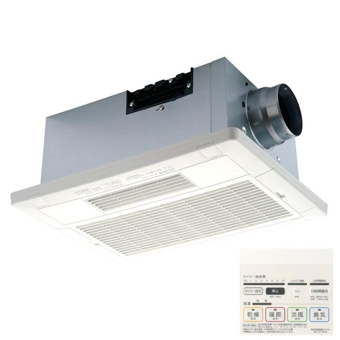 高須産業(TSK) 24時間換気システム対応 浴室換気乾燥暖房機(1室換気タイ・・・