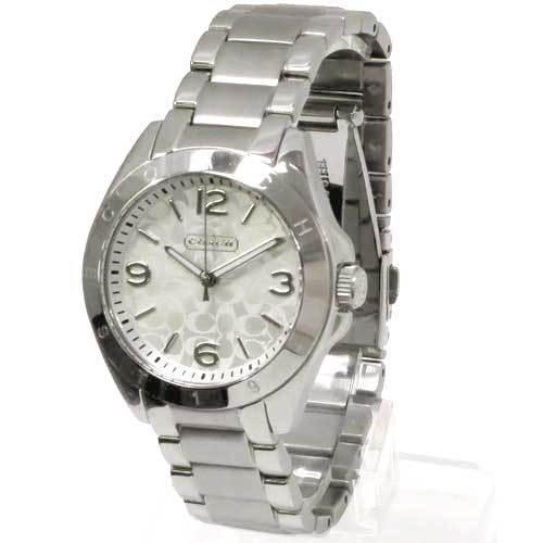 COACH コーチ レディース トリステン シルバー / 腕時計  1450177・・・