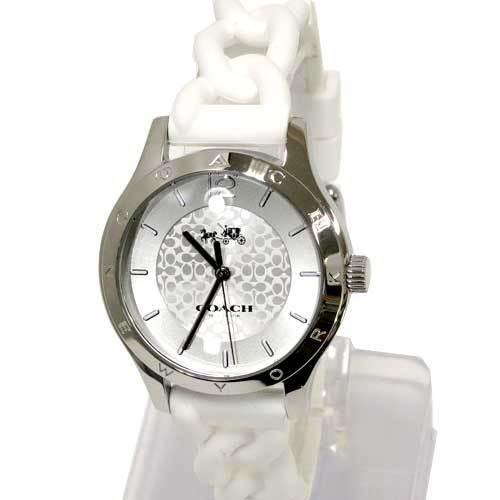 COACH コーチ Maddy マディ シリコン ラバー レディース  腕時計 1450237・・・
